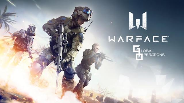 رسميا إطلاق لعبة Warface Global Operations على الهواتف الذكية بالمجان