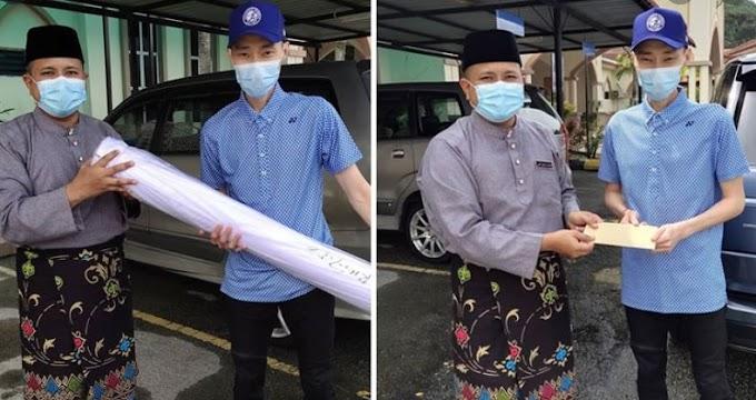 Beri Sumbangan Pada 3 Buah Masjid Jadi Isu, Lee Chong Wei Terkejut Ramai Hubungi Beliau.