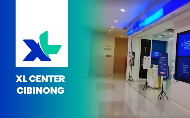 Alamat XL Center Cibinong