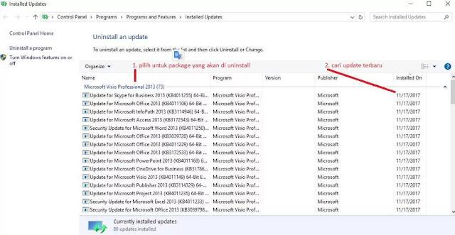 Tidak Bisa Ngeprint di Windows 10