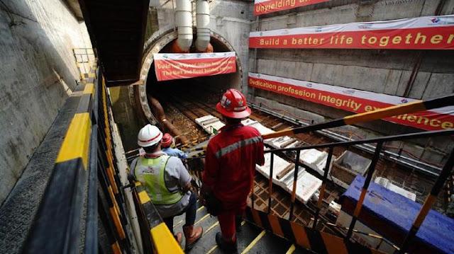300 Pekerja Proyek Kereta Cepat Asal China Dilarang Balik ke Indonesia