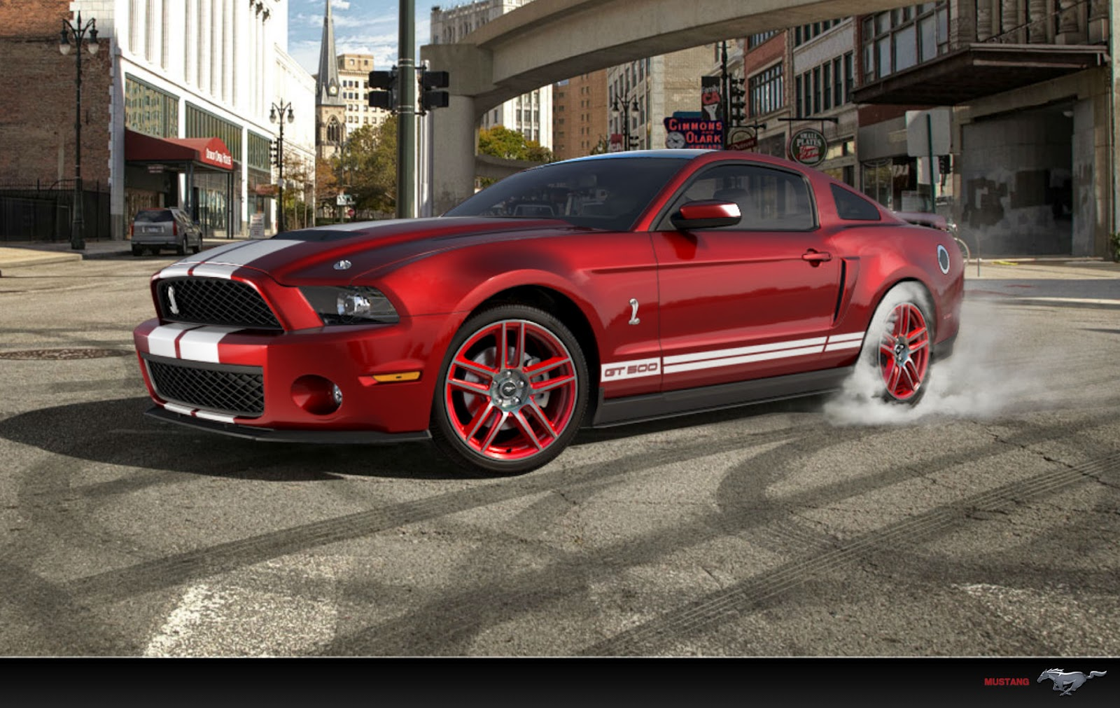 Shelby Mustangs: Make Your Custom Mustang