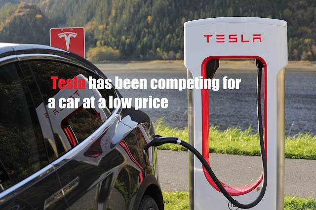 Tesla has been competing for a car at a low price available for three years