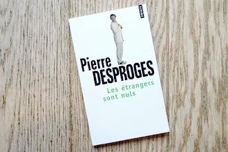Lundi Librairie : Les étrangers sont nuls - Pierre Desproges