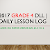 Grade 4 Daily Lesson Log for SY 2017-2018
