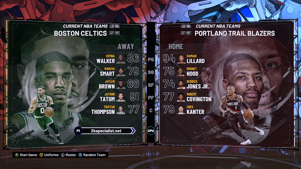 NBA 2K21 OFFICIAL ROSTER UPDATE 01.26.21 LATEST TRANSACTIONS and LINEUPS UPDATED