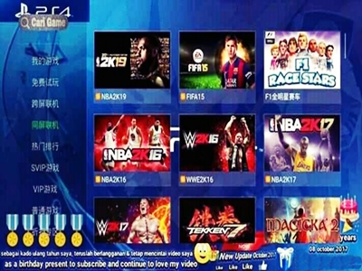 PS4 Emulator Apk for Android Mod Unlimited | Blogger Games