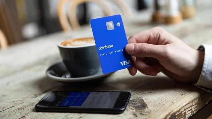 Карты Coinbase теперь принимаются в Google и Apple Pay
