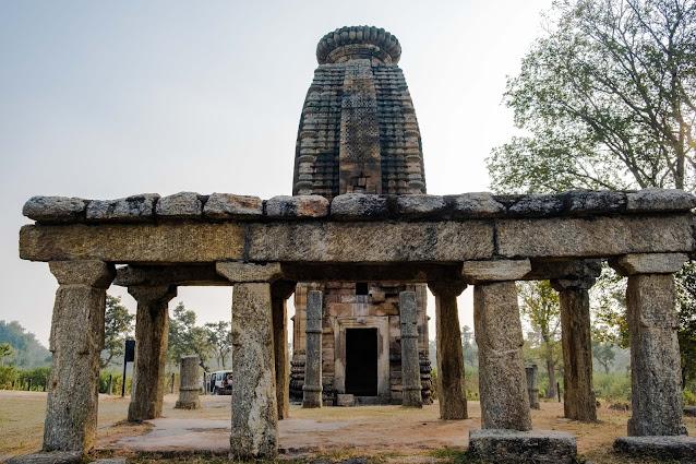 Banda Deul temples