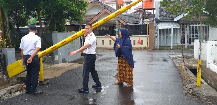 Petugas Dishub Membuka, Oknum RT Menutup, Apa Tanggapan Sekda Kota Makassar