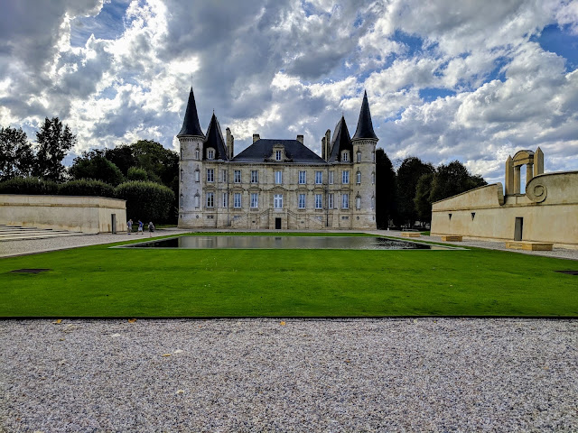 Bordeaux to Medoc: Château Lafite Rothschild