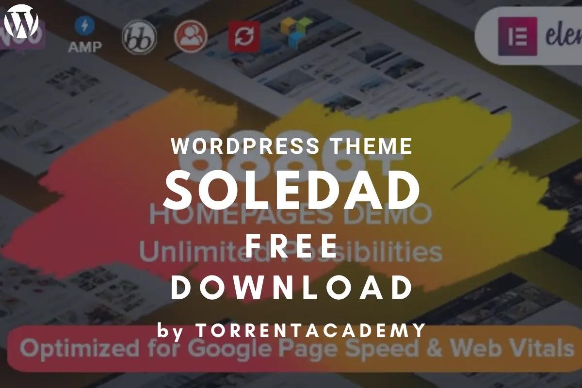 Soledad-wordpress-theme-free