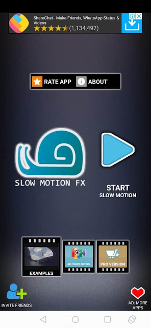 Cara Mengaktifkan Camera Video Slow Motion di Android