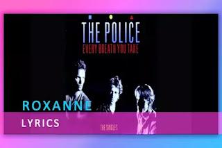 Roxxane Lyrics and Karaoke by The Police