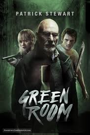 Green Room 2015 movie Poster