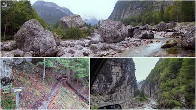 Rifugio Pordenone in Val Cimoliana