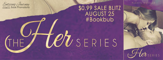 The Her Series Sale!