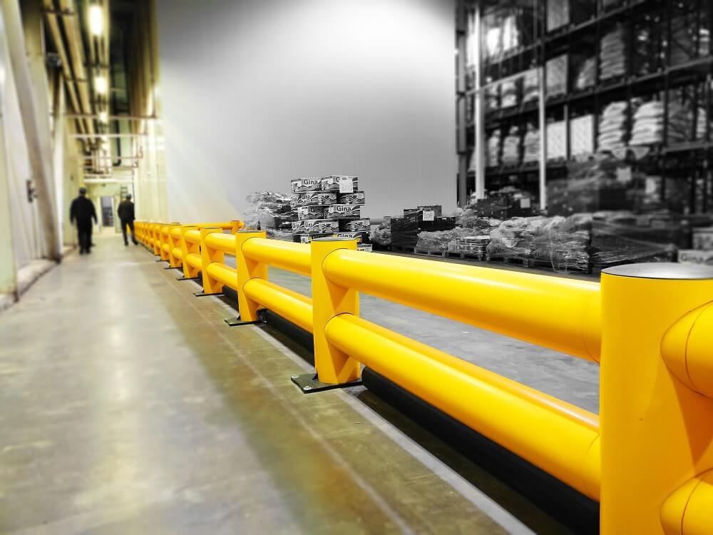 safety barriers benefits