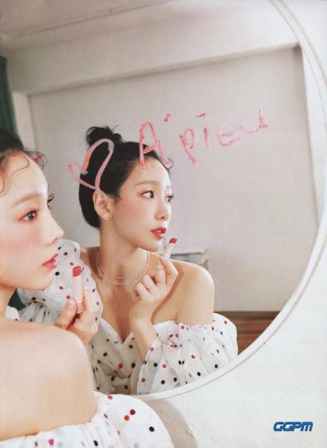 SNSD Taeyeon 1st Look