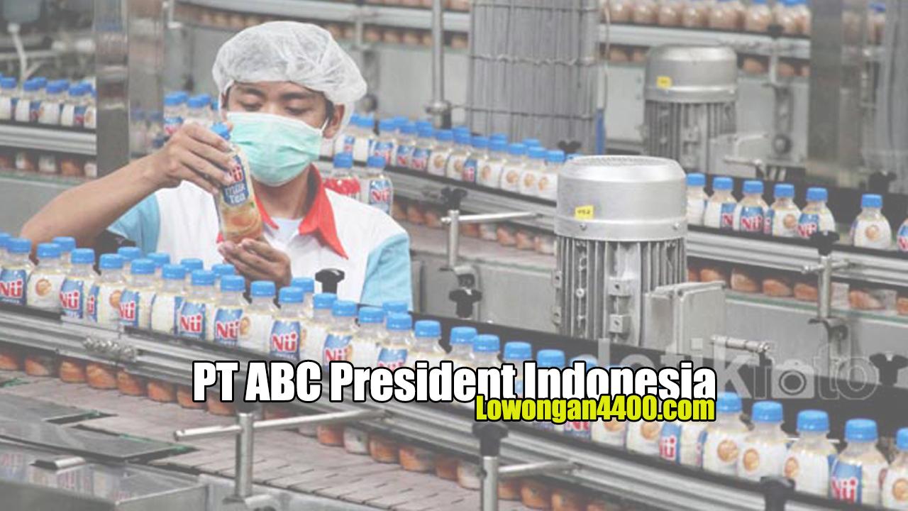 PT ABC President Indonesia Karawang