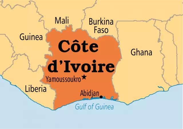 Menyebut Negara Pantai Gading Harus Menggunakan Bahasa Perancis
