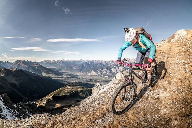 MTB Tour Nockspitze Stubaital Mountainbike