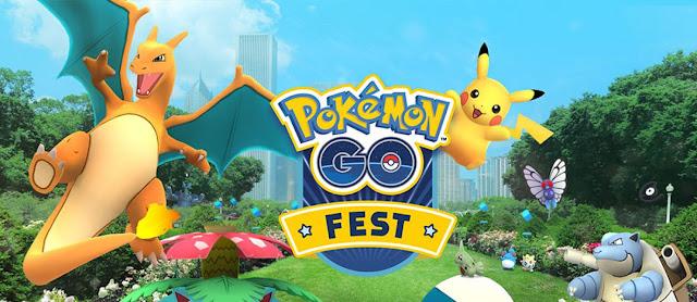 Rayakan Ulang Tahun Pertama, Pokemon GO Berikan Event-Event Menarik