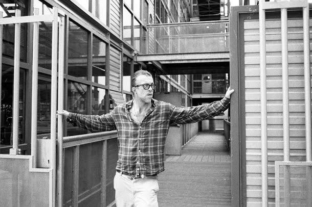 Jake Phelps Picture: ZERO6 Arte/desordem [art/mess]: Thrasher