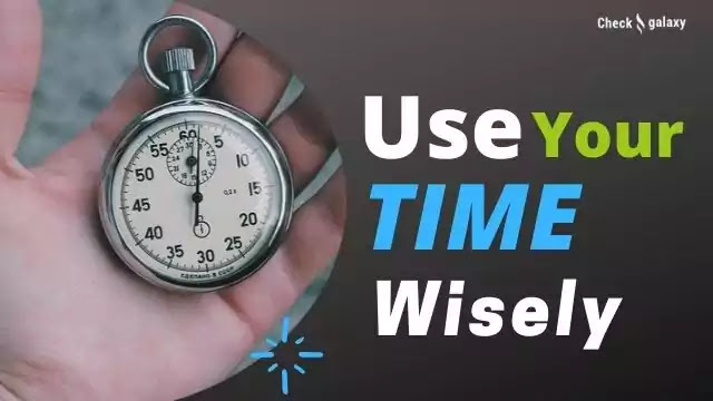 use-time-parfect-way