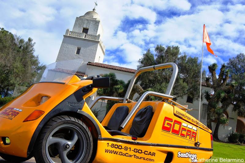 Mission San Diego de Alcala GoCar