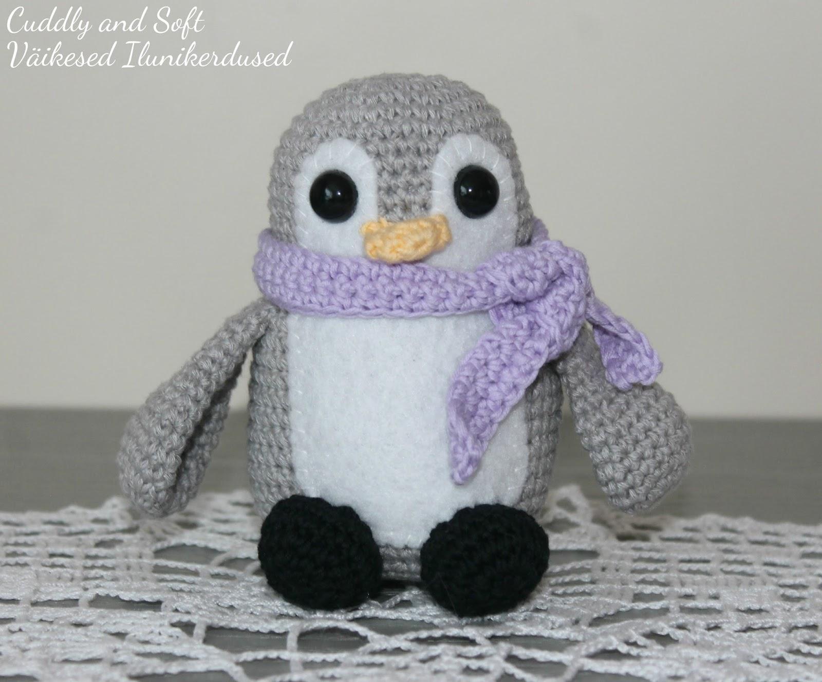 6d753142b37 Väikesed Ilunikerdused: Pingviin enneaegsete laste toetuseks