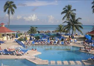 Traveling To Bahamas Island