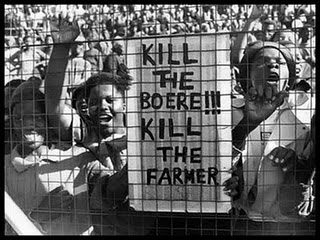 Image result for kill the farmer kill the boer