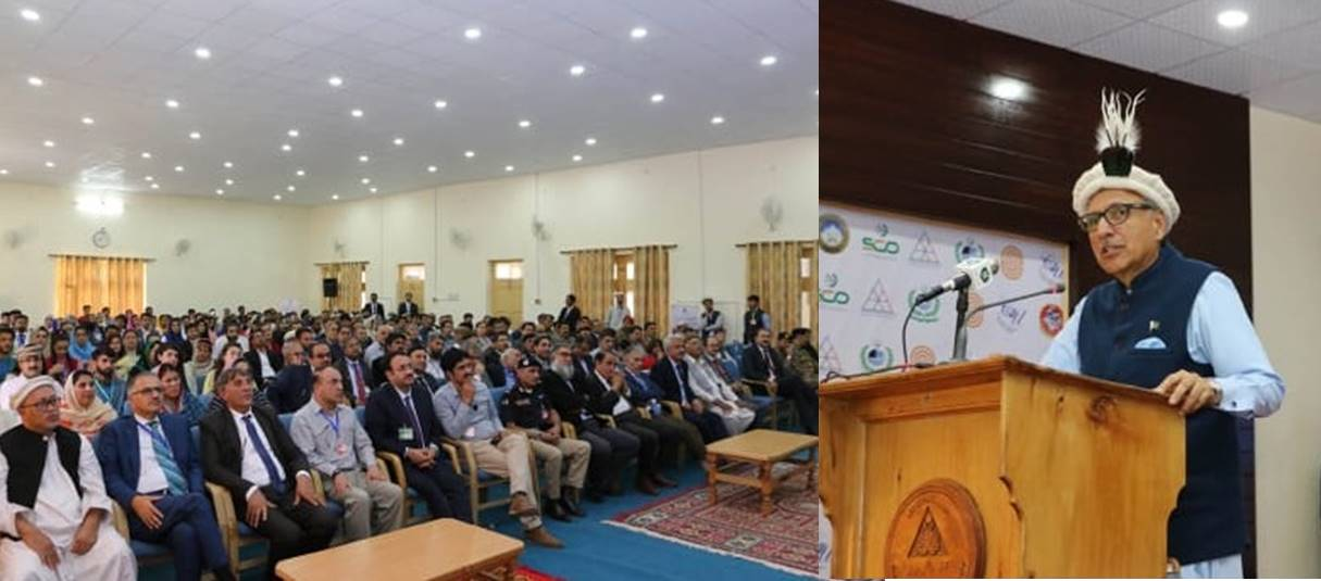 Aga Khan played important role for promoting Tourism, says President of Pakistan Arif Alvi
