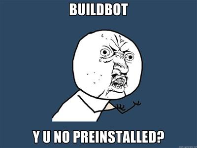 Installing Buildbot in Ubuntu