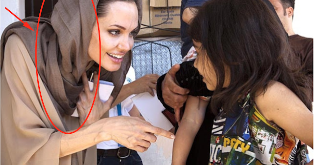 Angelina JOLIE & Brad PITT Juga Mengajarkan ISLAM Kepada Anak-anak Mereka