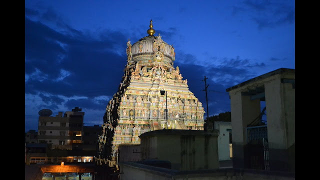 कुडल अळगर मंदिर - Kudal Agar Temple