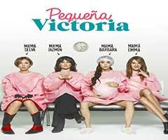 capítulo 11 - telenovela - pequeña victoria  - telefe