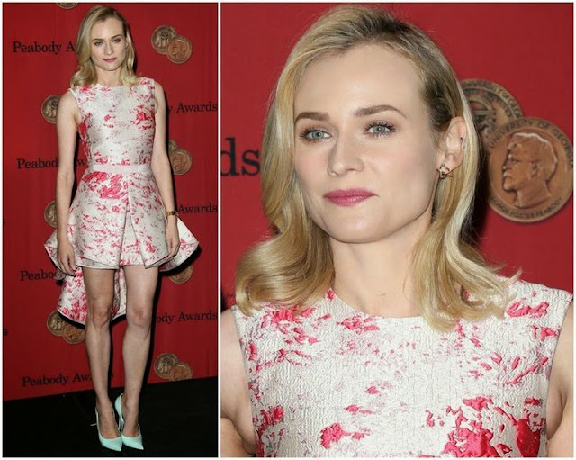 Diane Kruger in Giambattista Valli Couture – 73rd Annual George Foster Peabody Awards