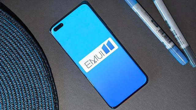 Huawei EMUI 11 Hands-On
