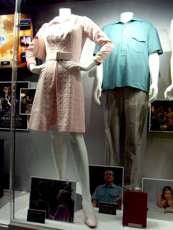 Frost Nixon movie costumes