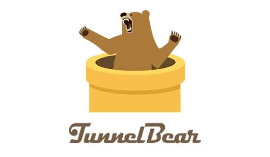 أفضل برنامج VPN مجاني Tunnelbear