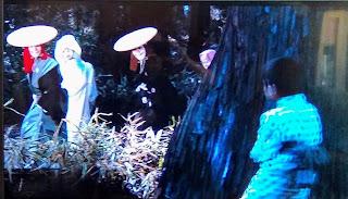 Scene from DREAMS, by Kirosawa: The Fox Wedding