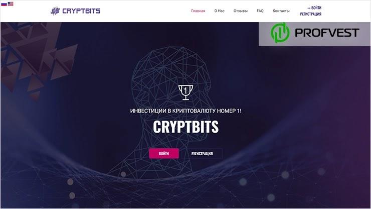 CryptBits обзор и отзывы HYIP-проекта