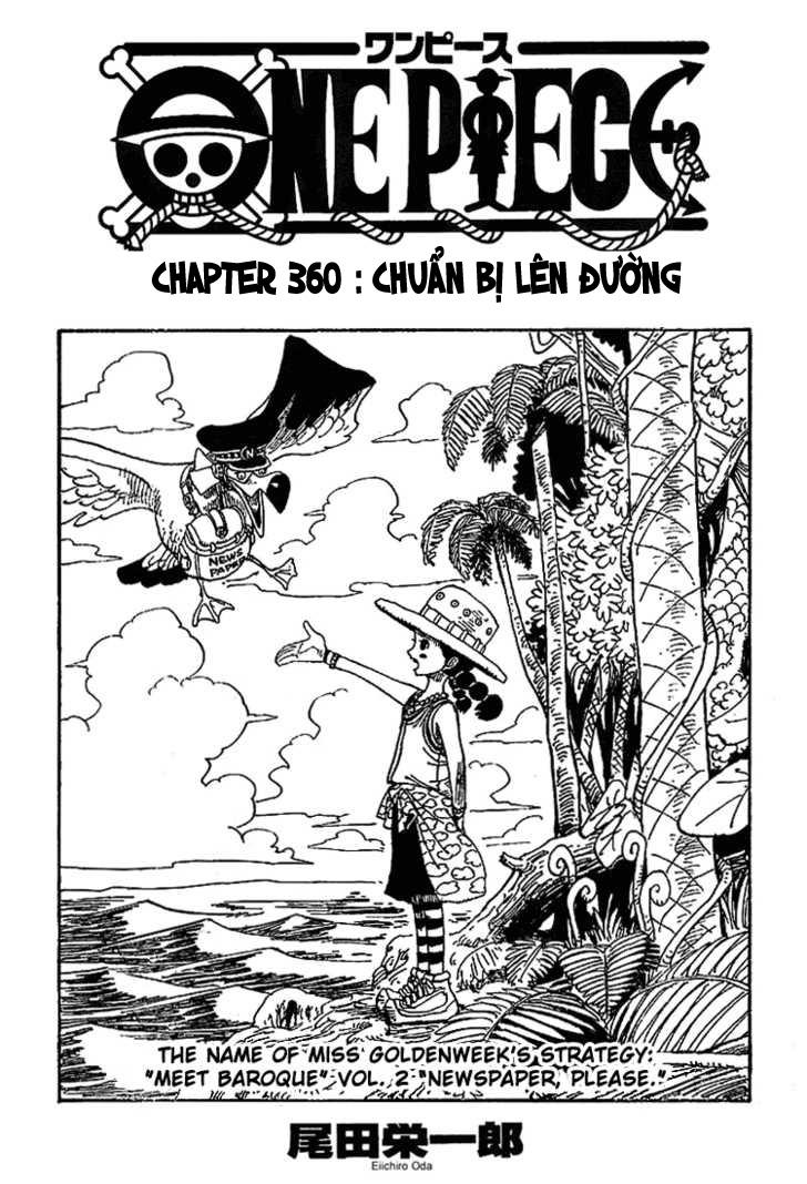 Đảo Hải Tặc Chap 360 page 1