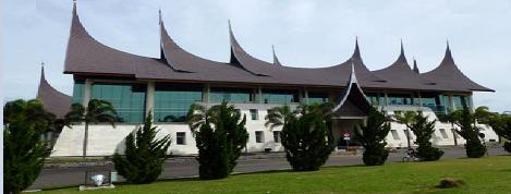 Kantor gedung walikota Kota Bukittinggi