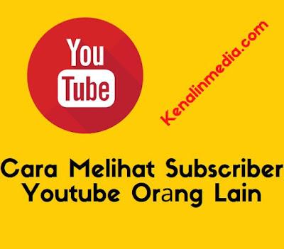 Cаrа Mеlіhаt Subscriber Youtube Orаng Lаіn