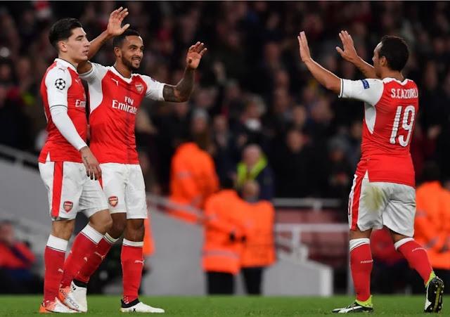 Arsenal close to sealing £30m transfer of £110,000-a-week star