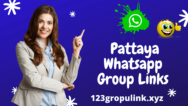 Join 400+ Pattaya Whatsapp group link
