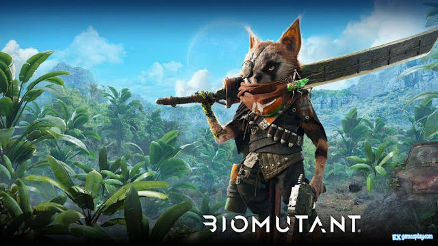 Biomutant Review - Friendly Beautiful Without Life